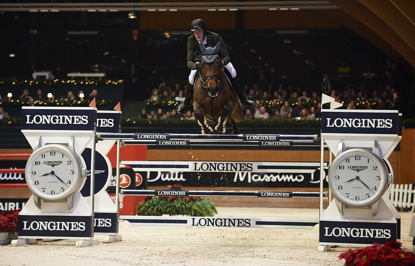 Longines Show Jumping Event: Lisa Nooren speeds to victory at the Longines Grand Prix of CSI A Coruña's winter edition 4