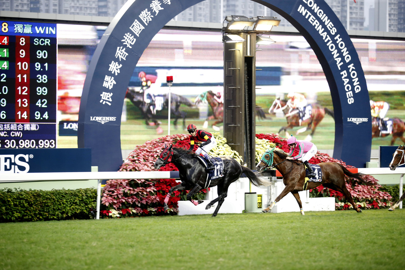 Longines Flat Racing Event: Longines Hong Kong International Races – a competitive climax of the horse racing calendar 2