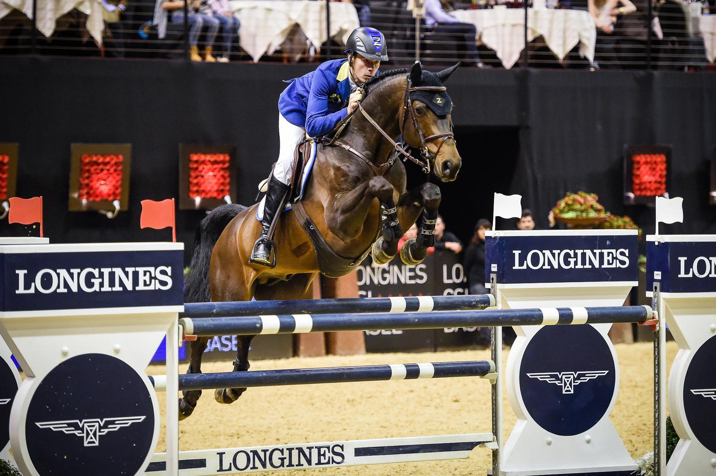 Longines Show Jumping Event: Christian Ahlmann wins the Longines Grand Prix in Basel 5