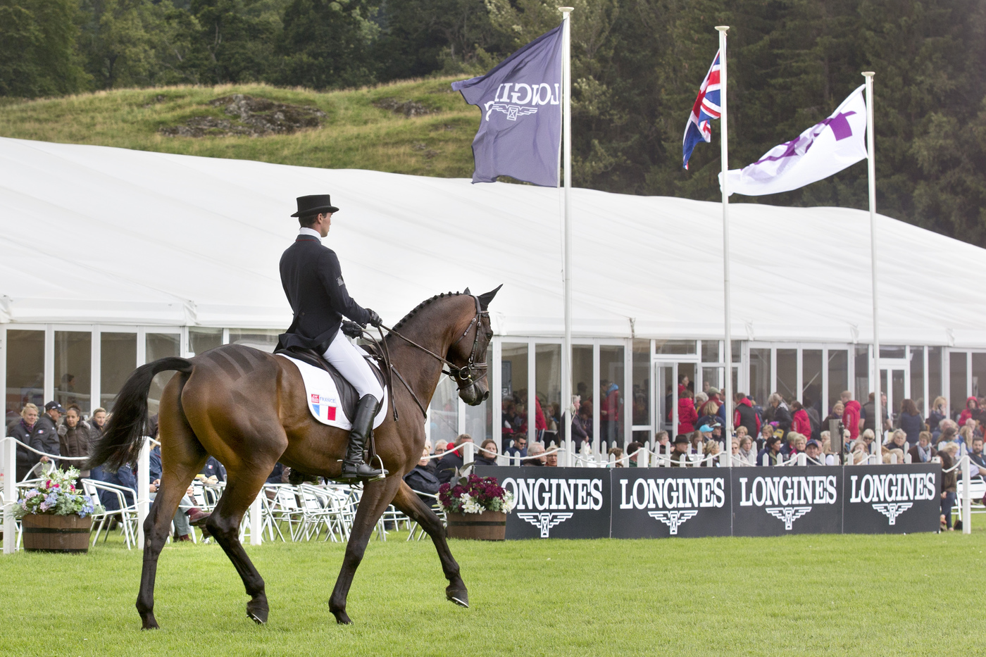 Longines Equestrian Event: Longines to be Title Partner of the Longines FEI World Breeding Dressage Championships for Young Horses 1