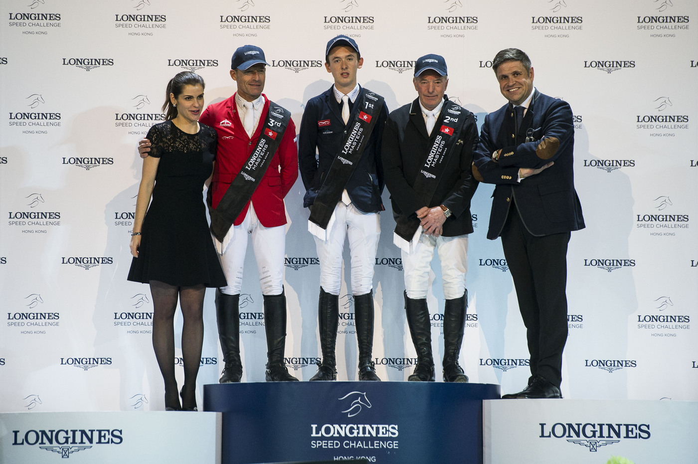 Longines Flat Racing Event: Bertram Allen won the Longines Speed Challenge in a thrilling atmosphere 5