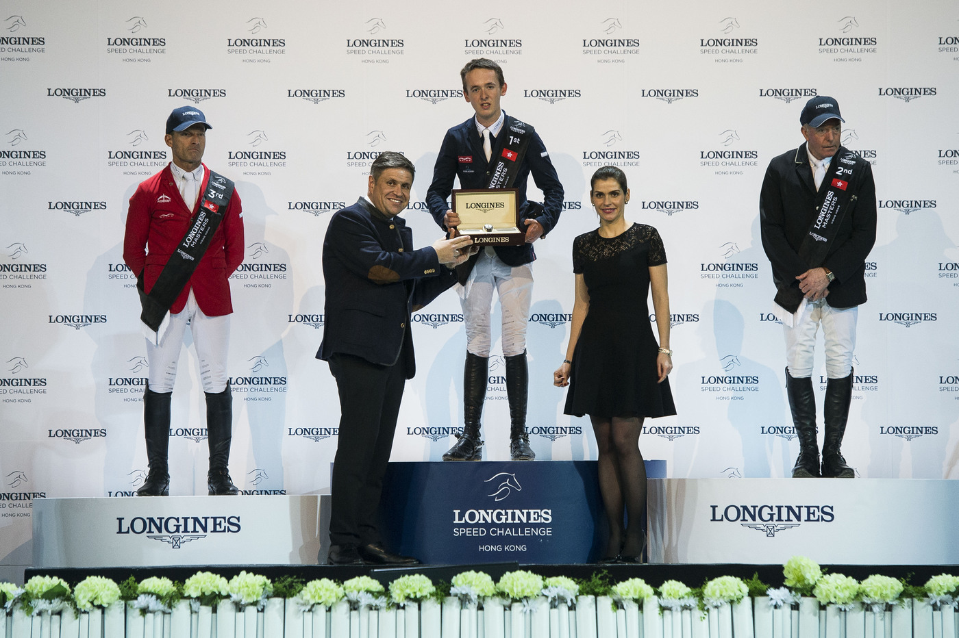 Longines Show Jumping Event: Marco Kutscher achieved the incredible feat of winning the bonus of the Longines Masters 6