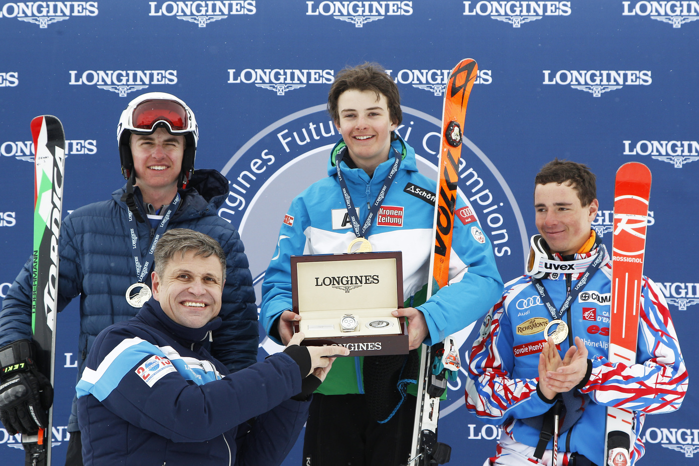 Longines Alpine Skiing Event: A new venue for the third edition of the Longines Future Ski Champions 1
