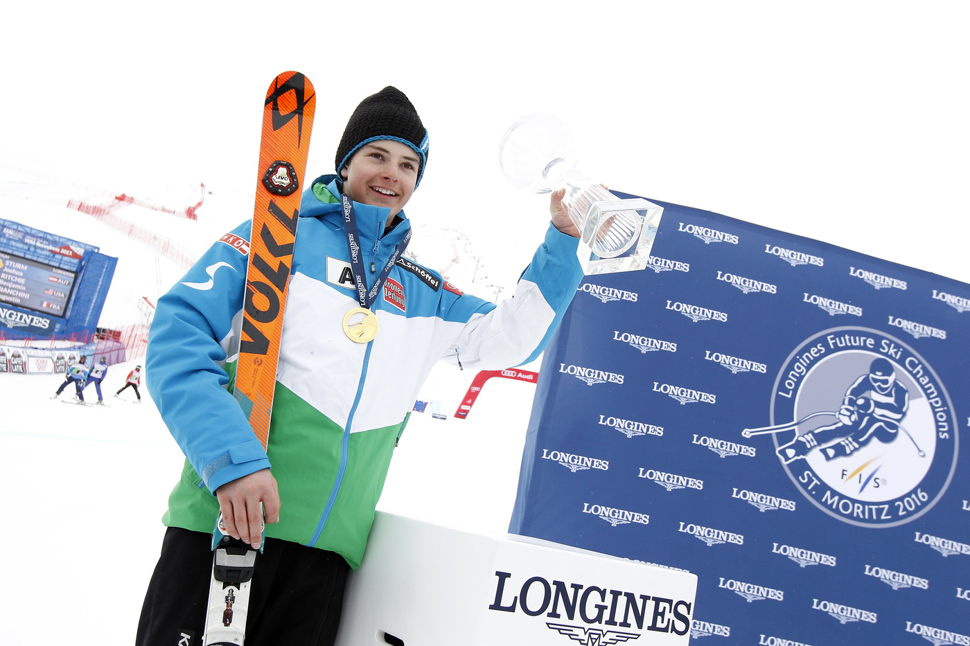 Longines Alpine Skiing Event: A new venue for the third edition of the Longines Future Ski Champions 2