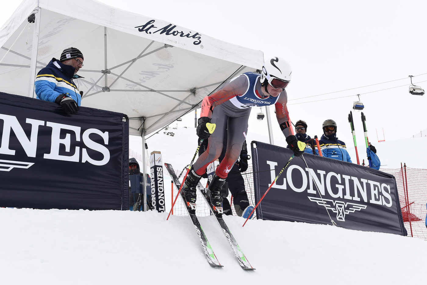 Longines Alpine Skiing Event: A new venue for the third edition of the Longines Future Ski Champions 3
