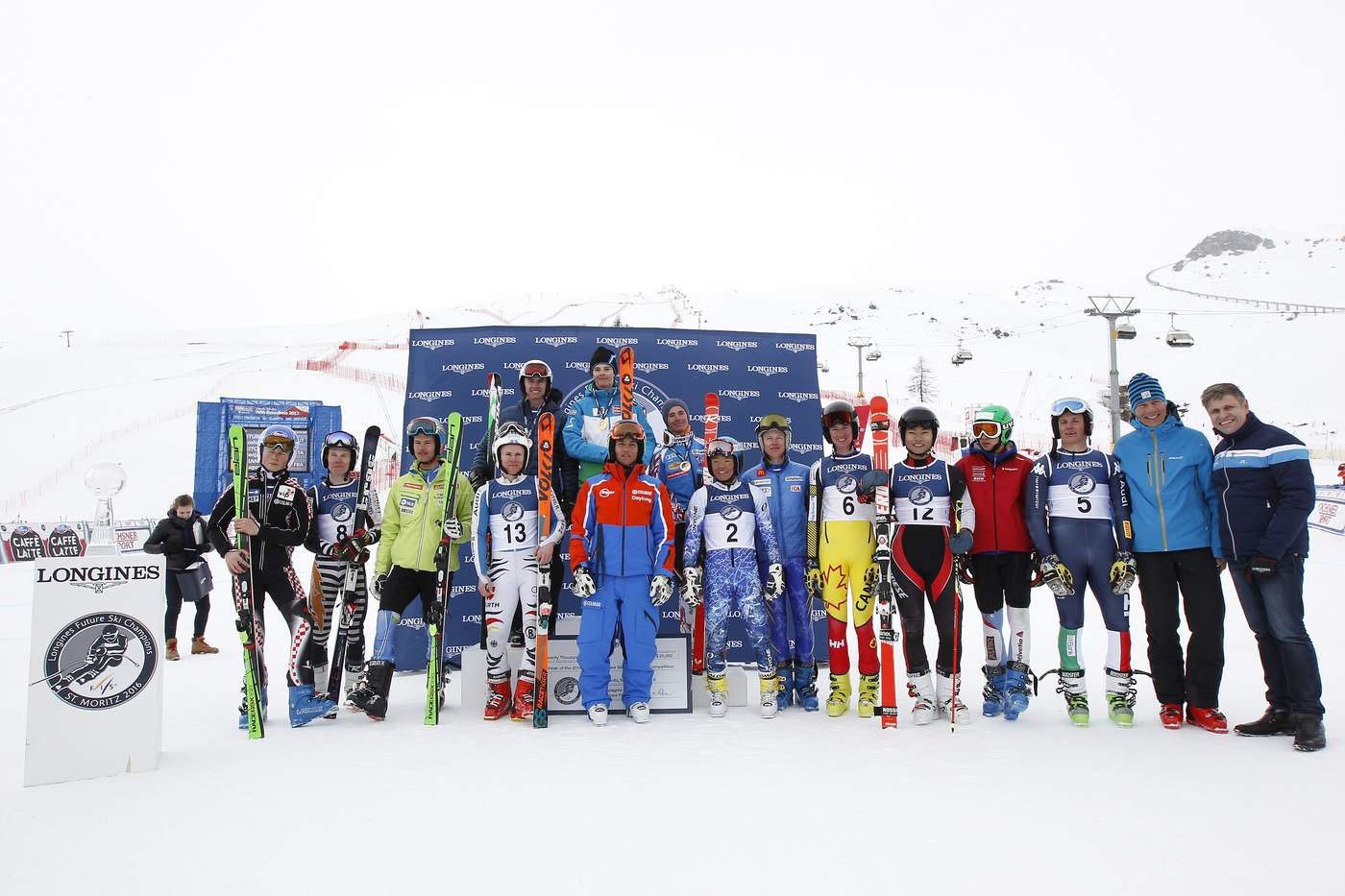 Longines Alpine Skiing Event: A new venue for the third edition of the Longines Future Ski Champions 6