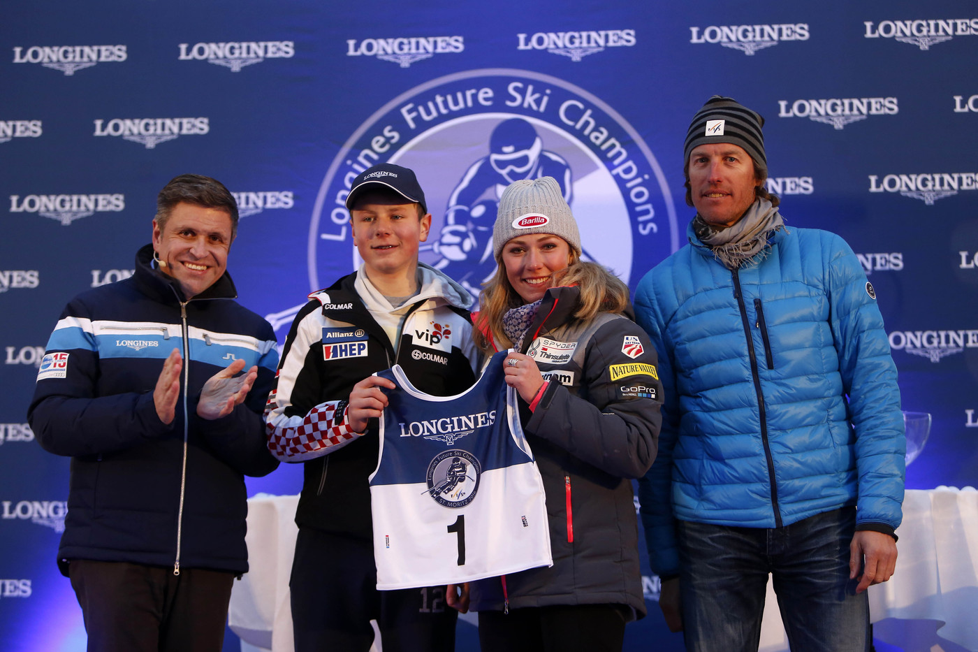 Longines Alpine Skiing Event: A new venue for the third edition of the Longines Future Ski Champions 7