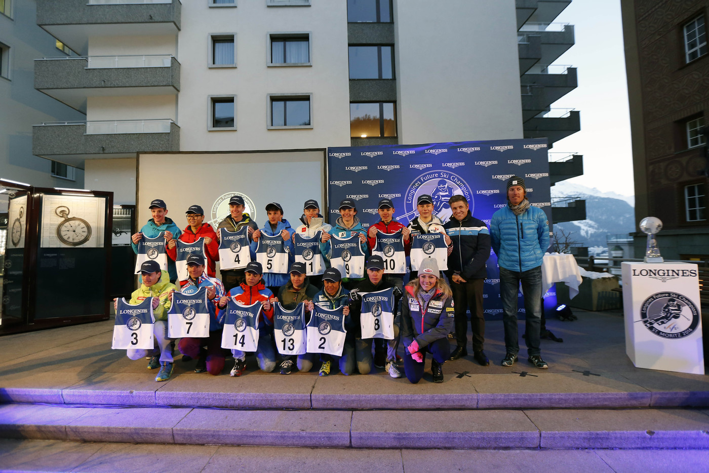Longines Alpine Skiing Event: A new venue for the third edition of the Longines Future Ski Champions 9