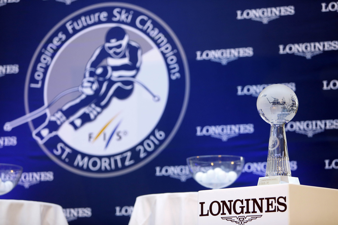 Longines Alpine Skiing Event: A new venue for the third edition of the Longines Future Ski Champions 10