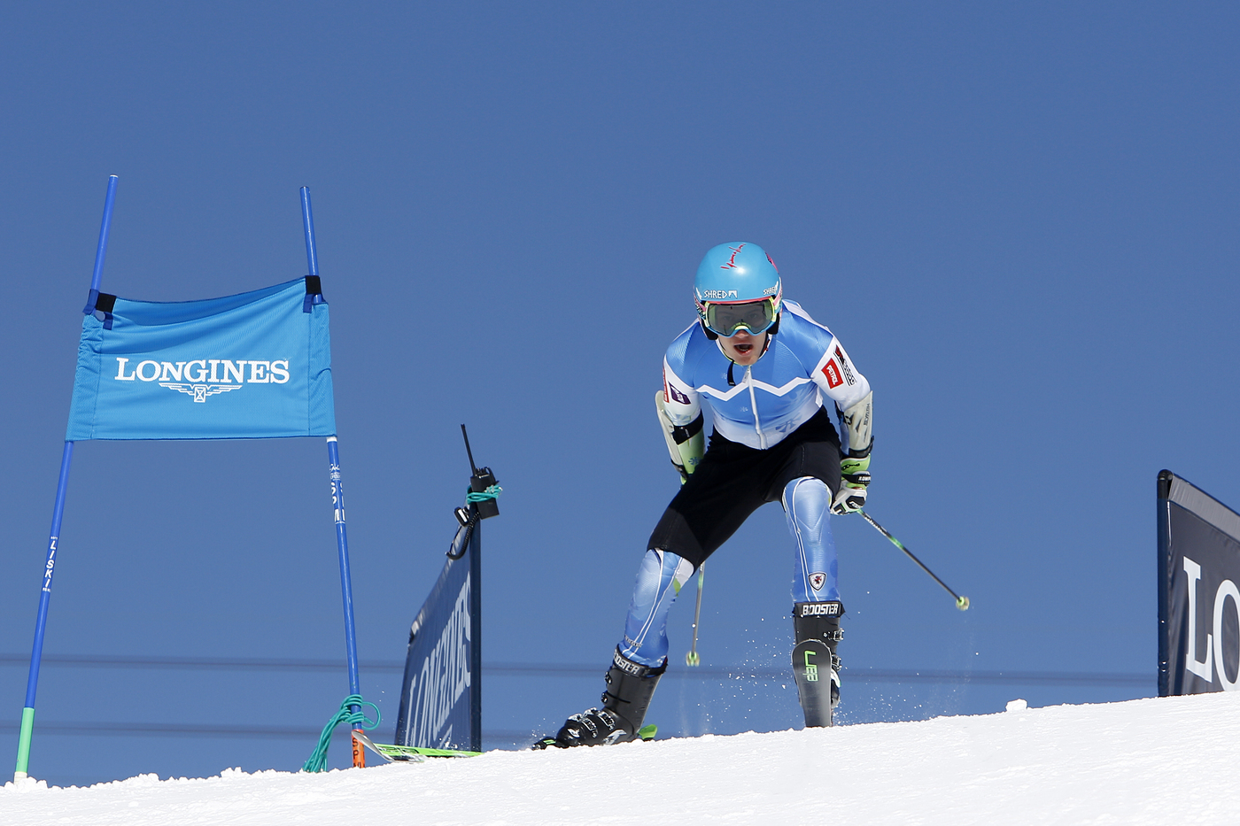 Longines Alpine Skiing Event: A new venue for the third edition of the Longines Future Ski Champions 13