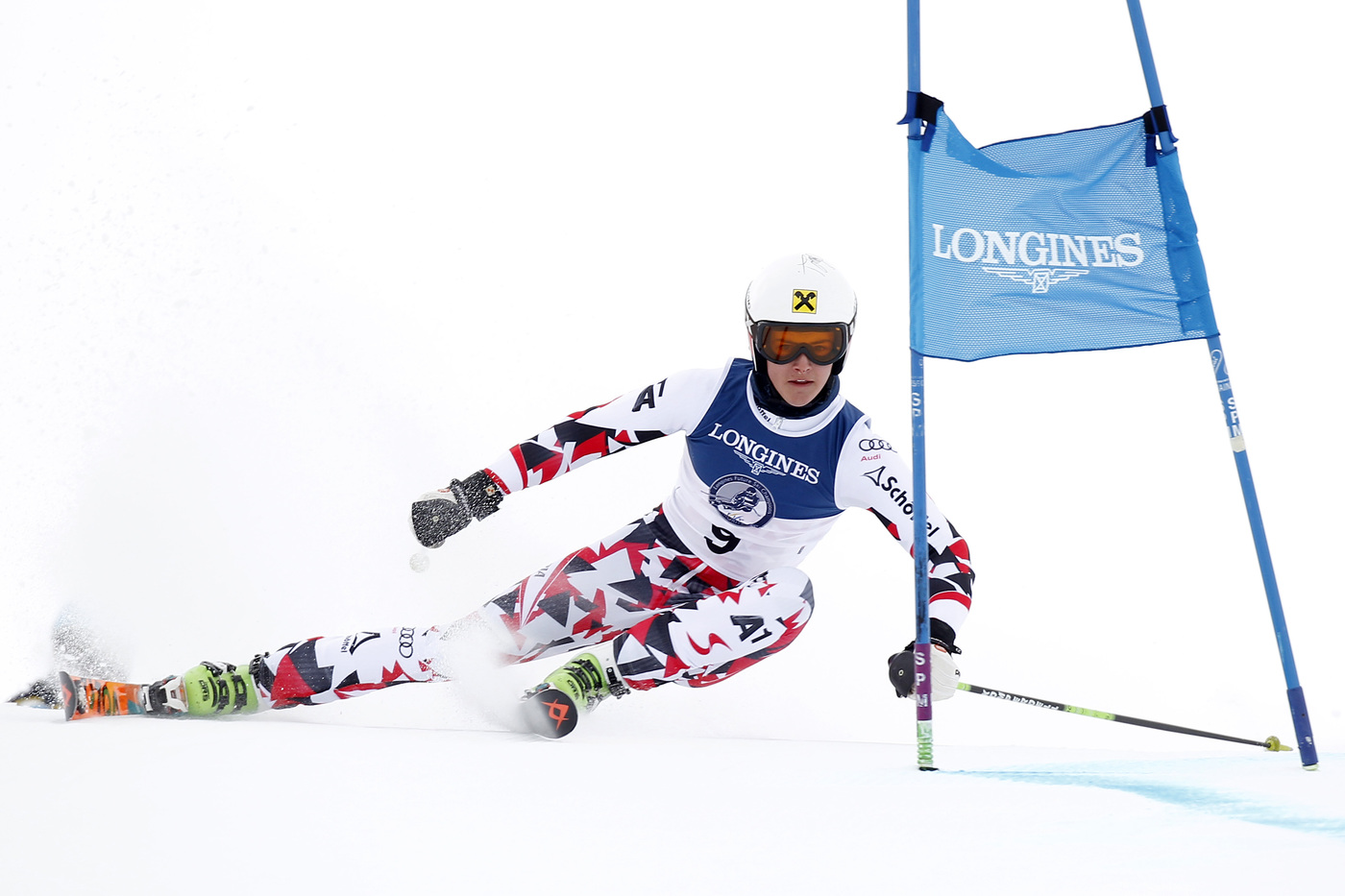 Longines Alpine Skiing Event: A new venue for the third edition of the Longines Future Ski Champions 19