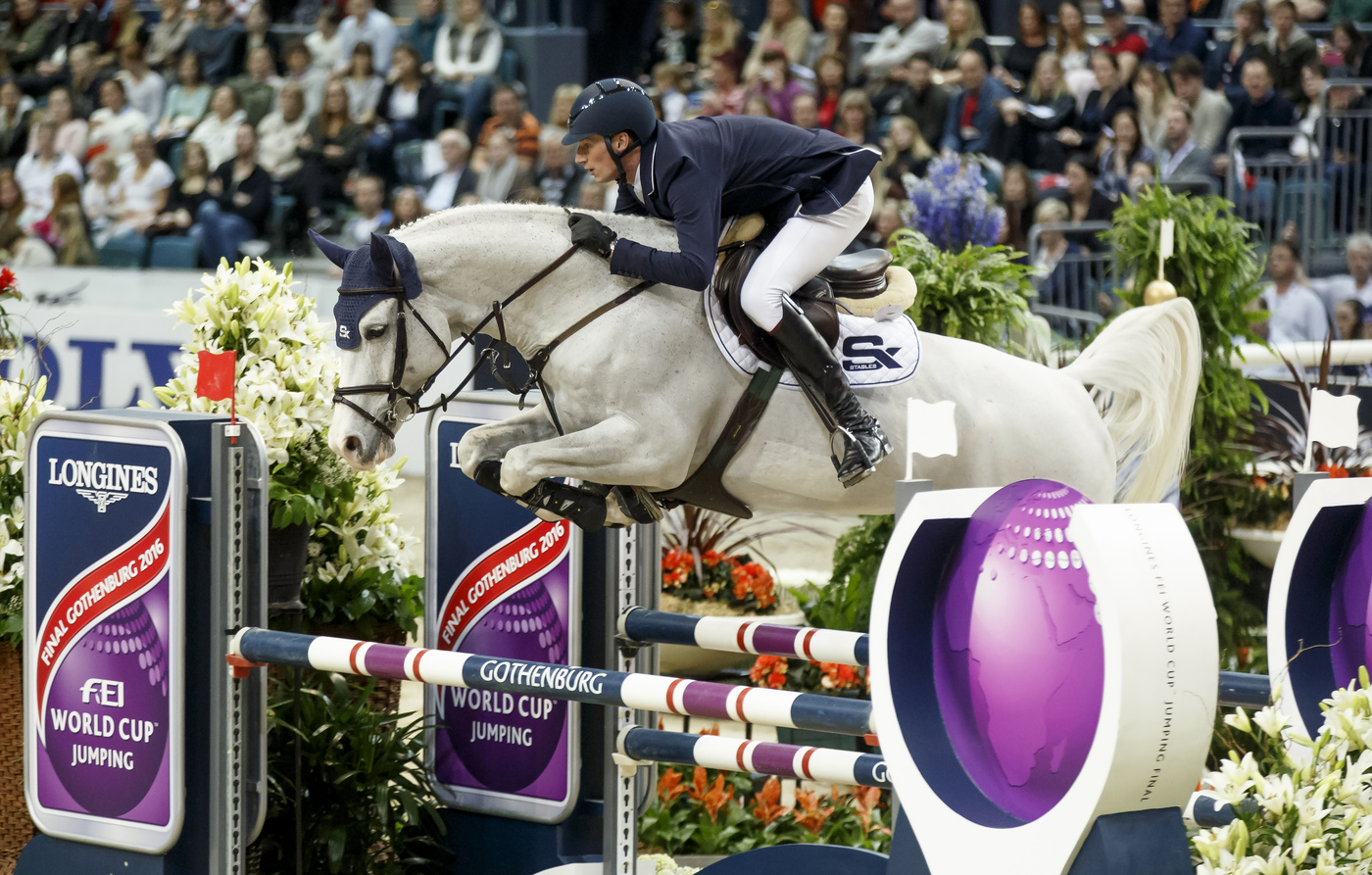 Longines Show Jumping Event: Amazing 2016 Longines FEI World Cup™ Jumping final in Gothenburg  1
