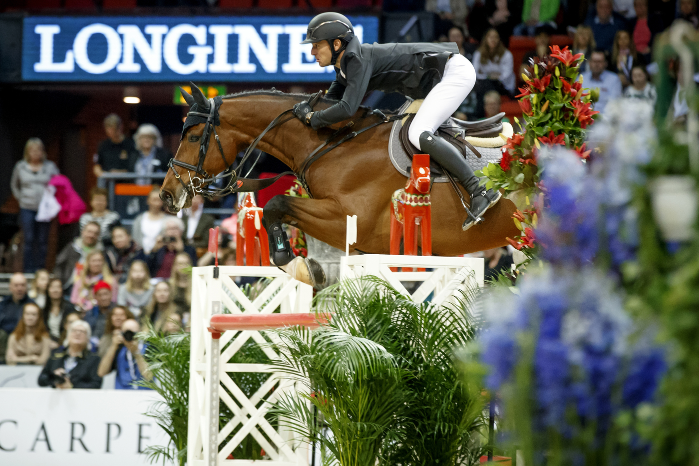 Longines Show Jumping Event: Amazing 2016 Longines FEI World Cup™ Jumping final in Gothenburg  3