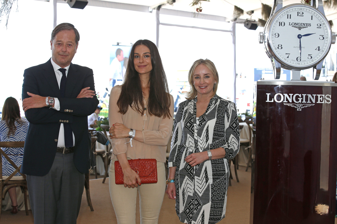 Longines Show Jumping Event: Miami Beach launched the 2016 Longines Global Champions Tour 1