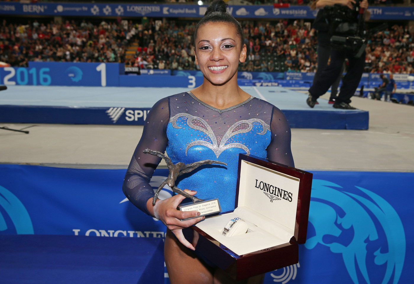 Longines Gymnastics Event: Longines European Men's and Women's Artistic Gymnastics Championships 2016 2
