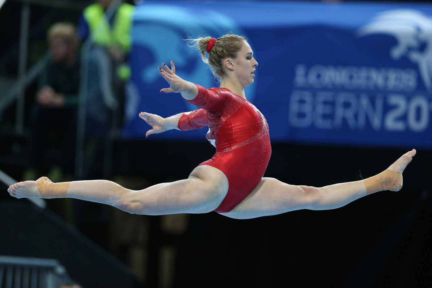 Longines Gymnastics Event: Longines European Men's and Women's Artistic Gymnastics Championships 2016 10