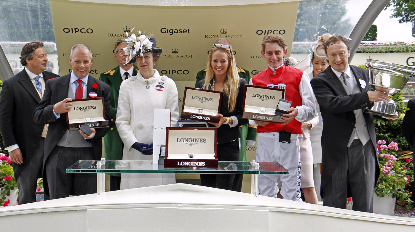 Longines Flat Racing Event: Longines Times Its 10th Royal Ascot   3