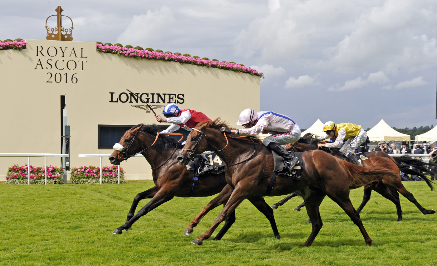Longines Flat Racing Event: Longines Times Its 10th Royal Ascot   4