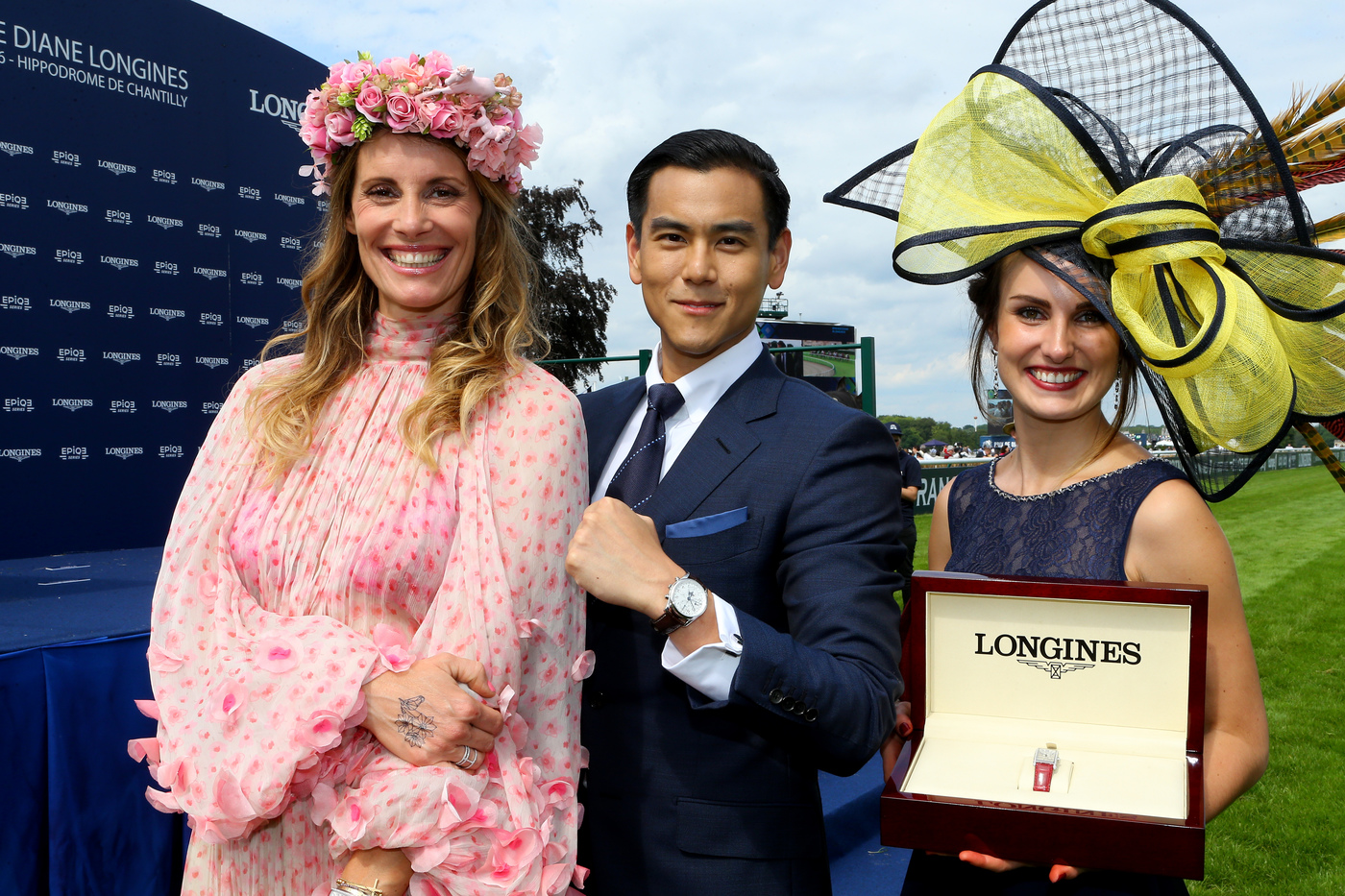 Longines Flat Racing Event: La Cressonnière is 2016 Prix de Diane Longines champion 12
