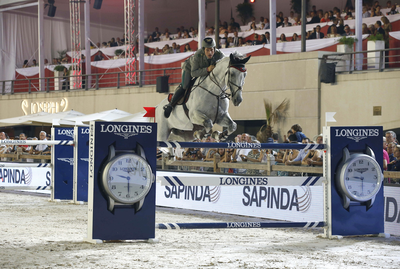 Longines Show Jumping Event: The Longines Global Champions Tour of Monaco attracted horse enthusiasts in the glamorous Principality  2
