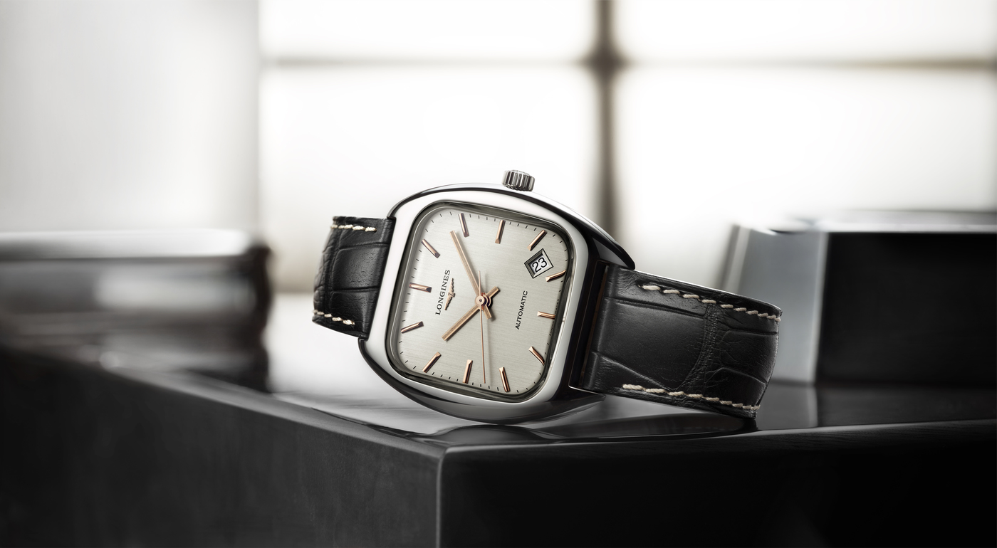 Longines The Longines Heritage 1969 Watch 3