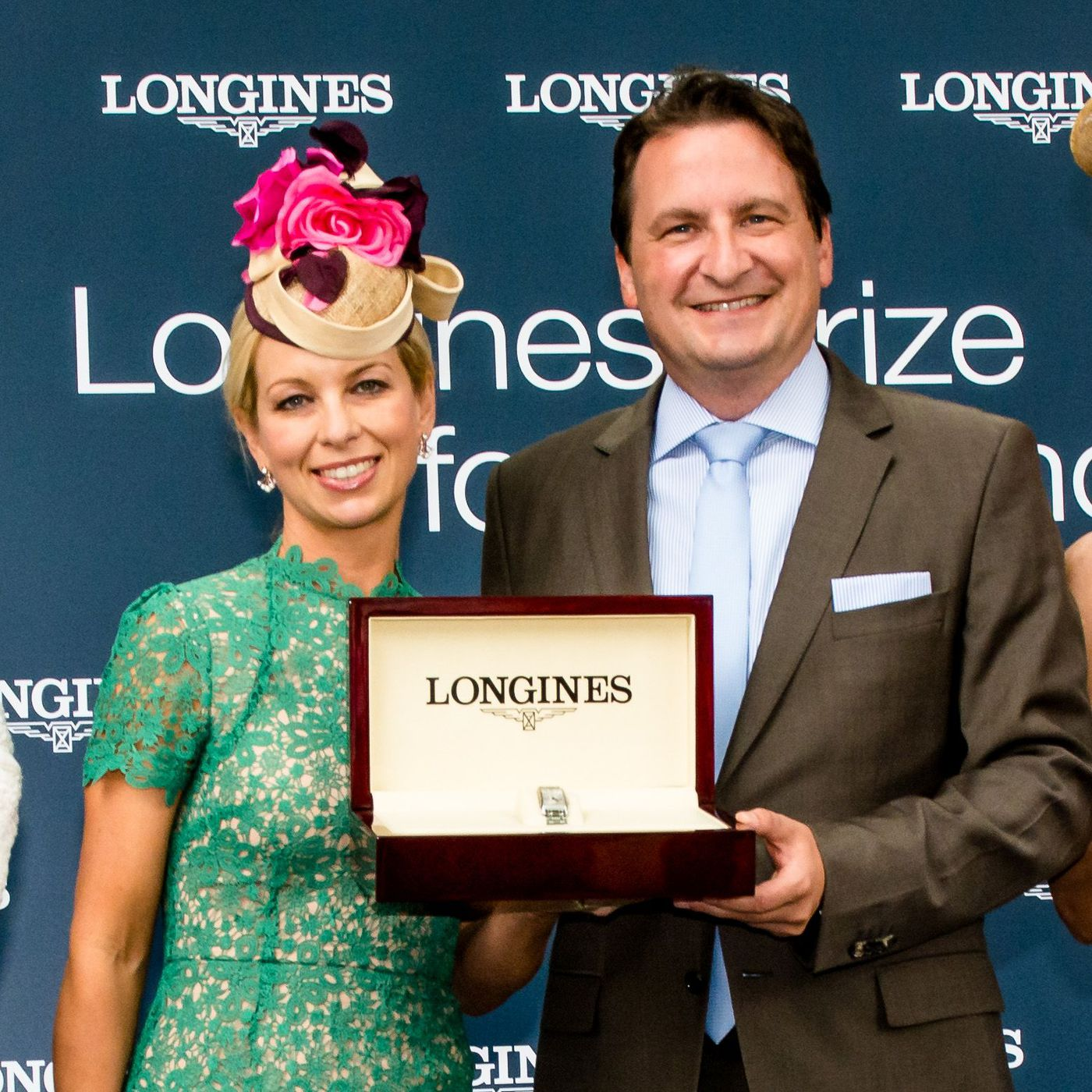 Longines Flat Racing Event: The Longines Positioning System used for the first time in Europe for the Longines Grosser Preis von Berlin 3