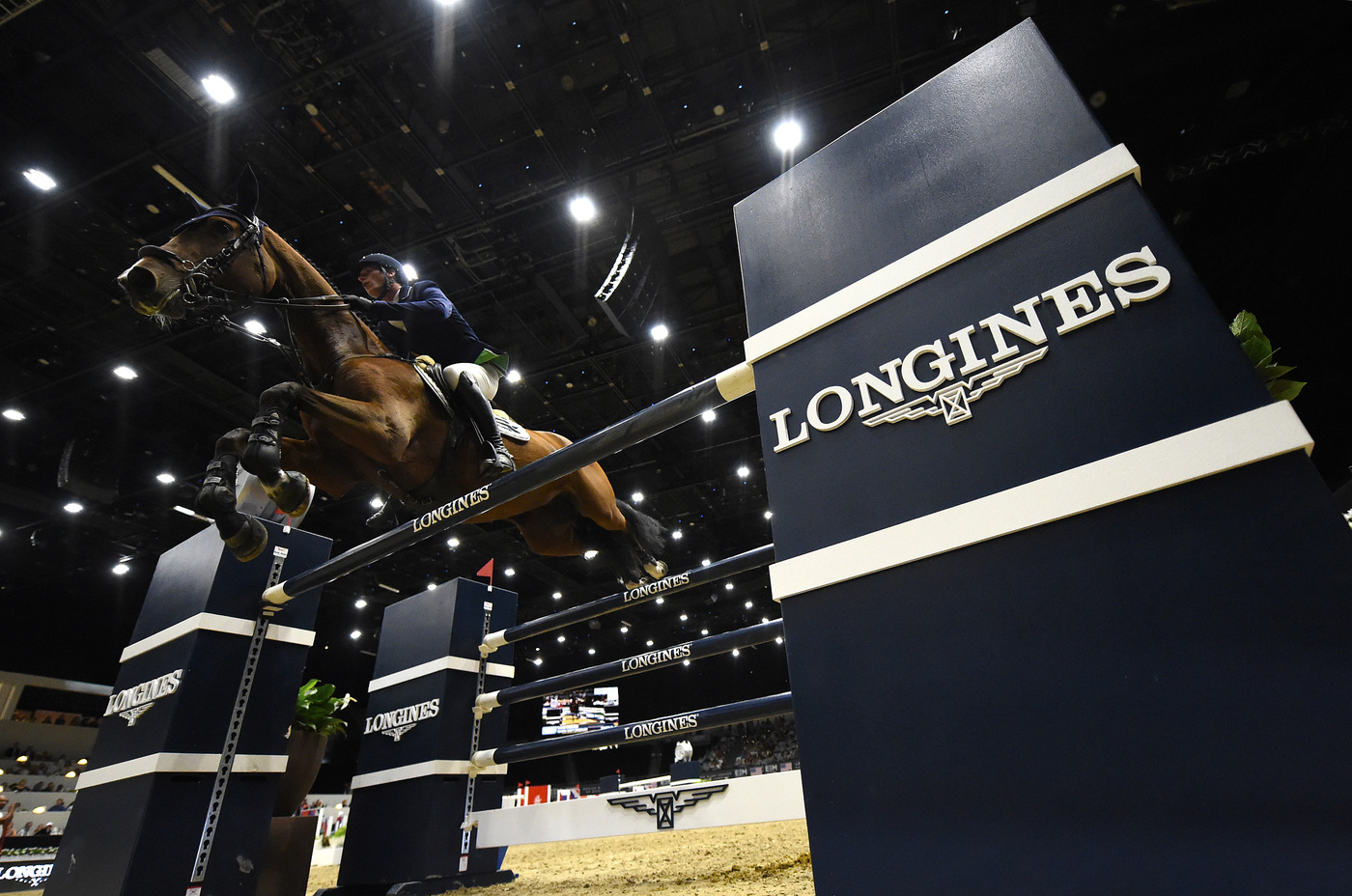 Longines Show Jumping Event: World-class sport, emotions and refinement at the Longines Masters of Los Angeles 3