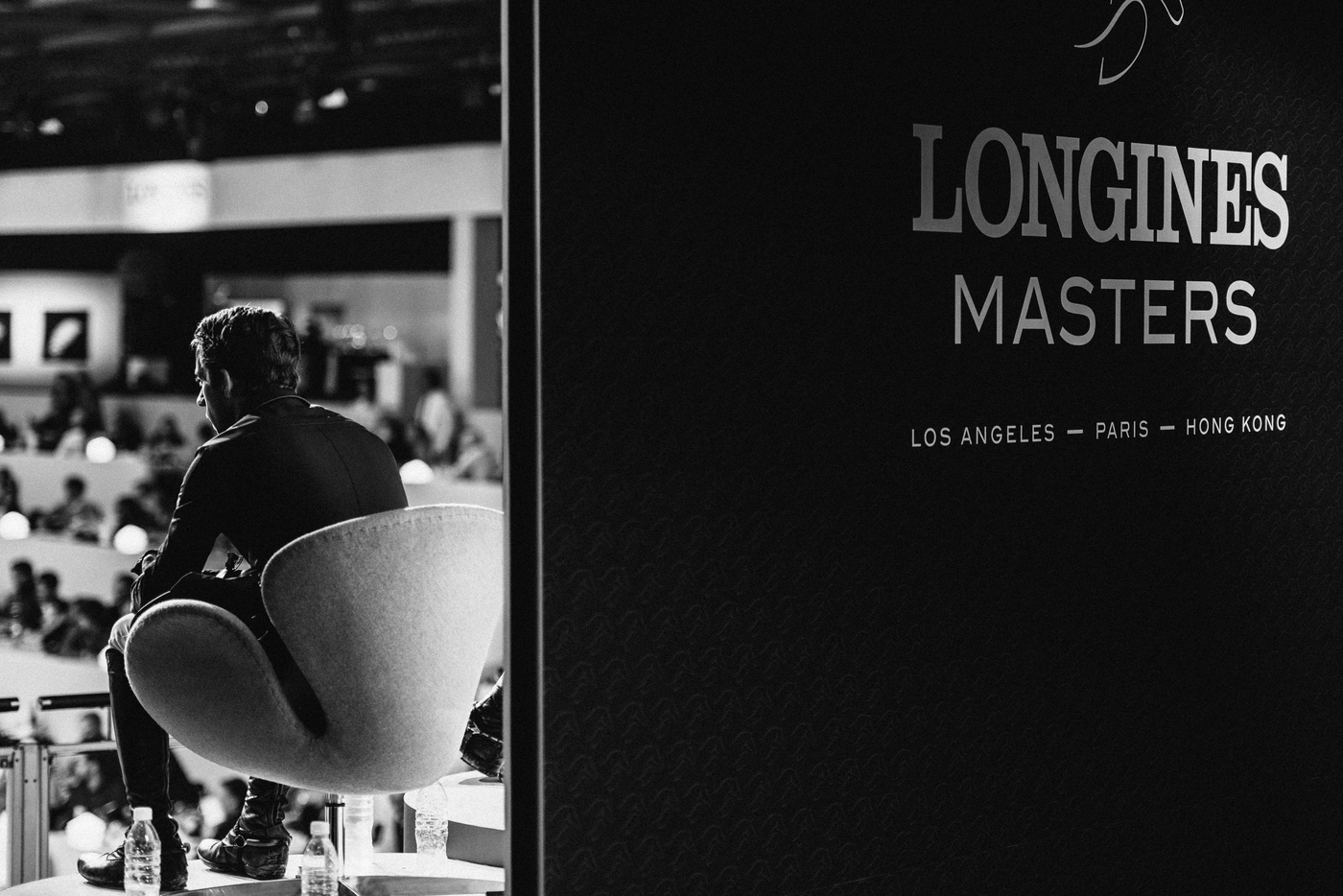 Longines Show Jumping Event: Longines is looking forward to seeing the top international riders competing in the glamorous atmosphere of the Longines Masters of Paris 3