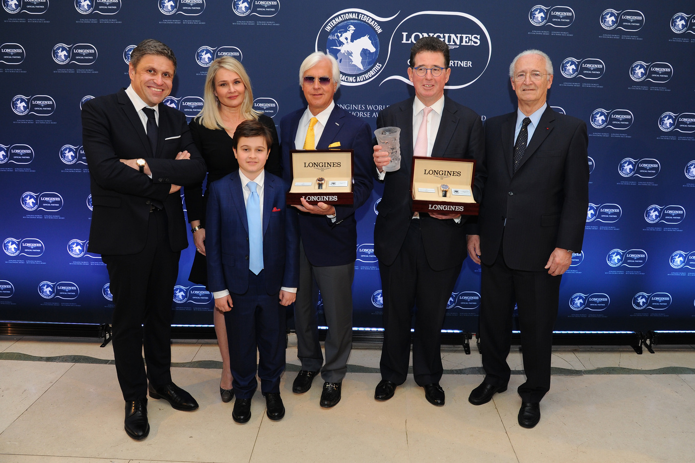 Longines Equestrian Event: Arrogate named the 2016 Longines World's Best Racehorse, while the Breeders' Cup Classic was crowned 2016 Longines World's Best Horse Race 1