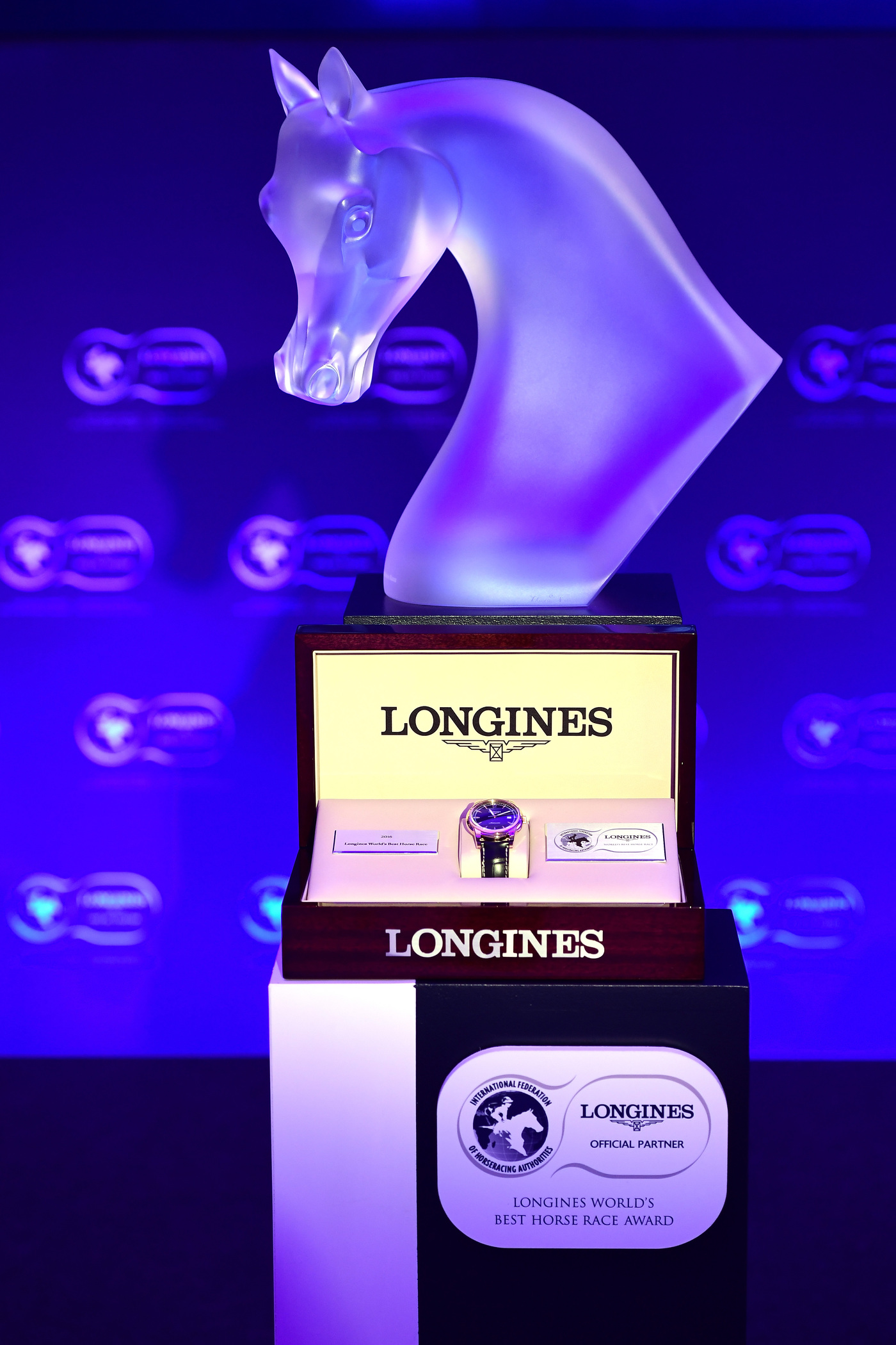Longines Equestrian Event: Arrogate named the 2016 Longines World's Best Racehorse, while the Breeders' Cup Classic was crowned 2016 Longines World's Best Horse Race 7