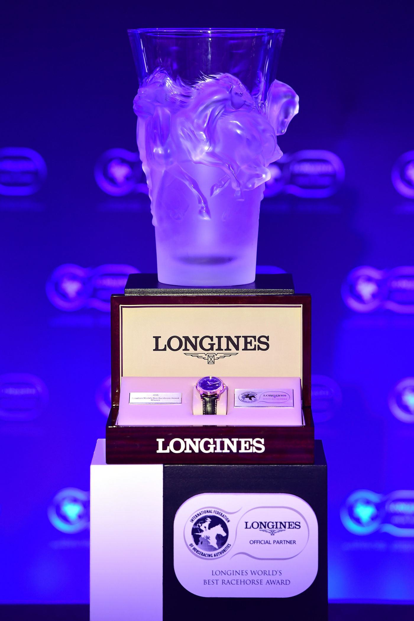 Longines Equestrian Event: Arrogate named the 2016 Longines World's Best Racehorse, while the Breeders' Cup Classic was crowned 2016 Longines World's Best Horse Race 8