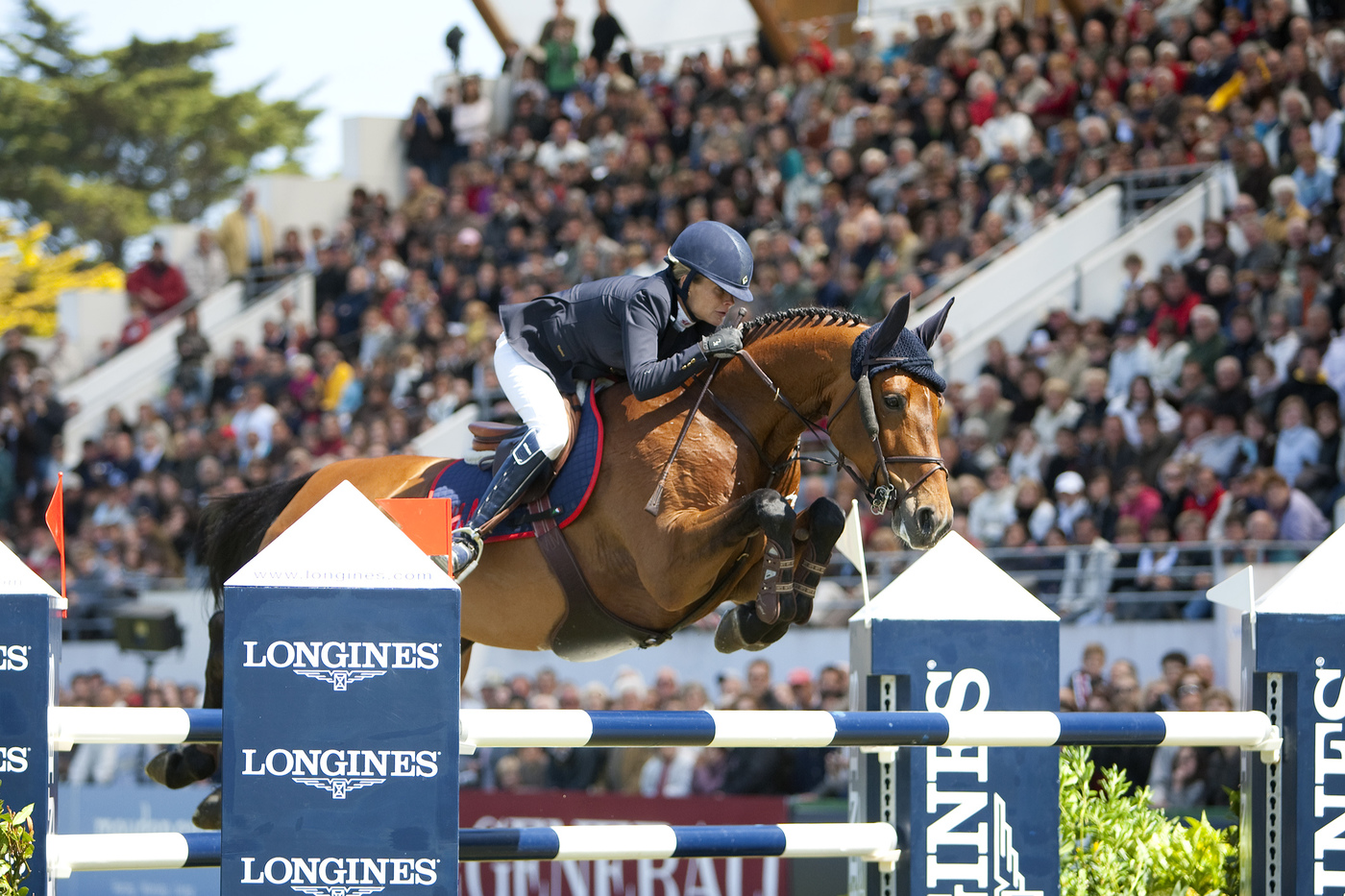 Longines Show Jumping Event: Jumping International de France, La Baule 2009 2