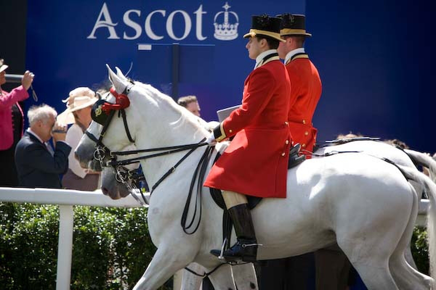 "Longines Flat Racing Event: Longines announced as ""Official Timekeeper at Ascot"" & Royal Ascot 2009 2"