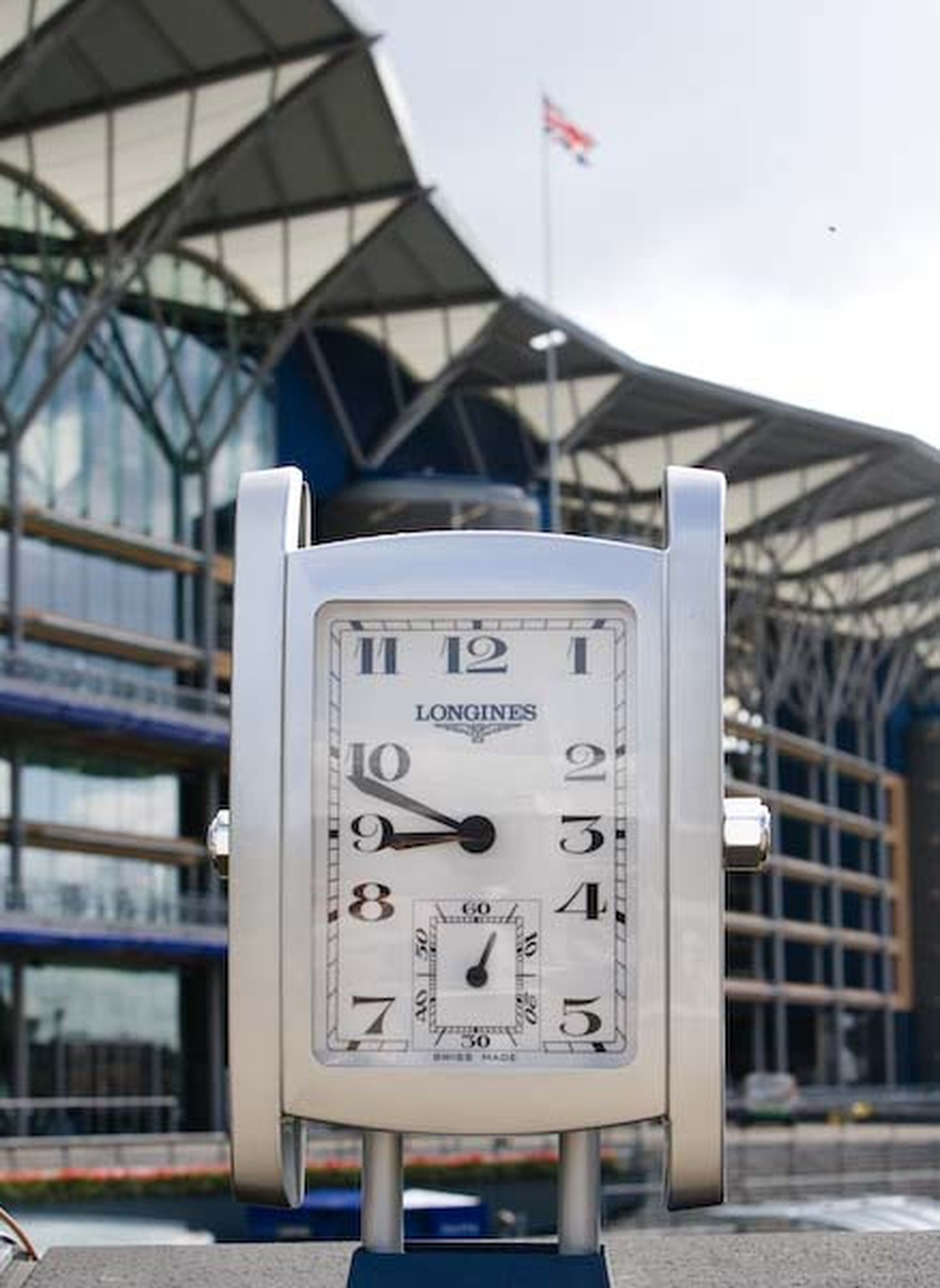 "Longines Flat Racing Event: Longines announced as ""Official Timekeeper at Ascot"" & Royal Ascot 2009 4"