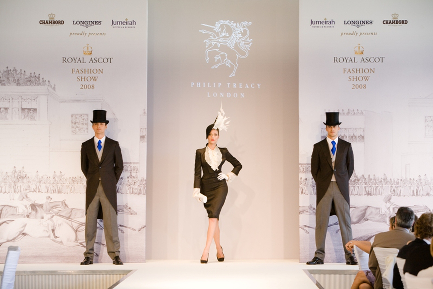 "Longines Flat Racing Event: Longines announced as ""Official Timekeeper at Ascot"" & Royal Ascot 2009 6"