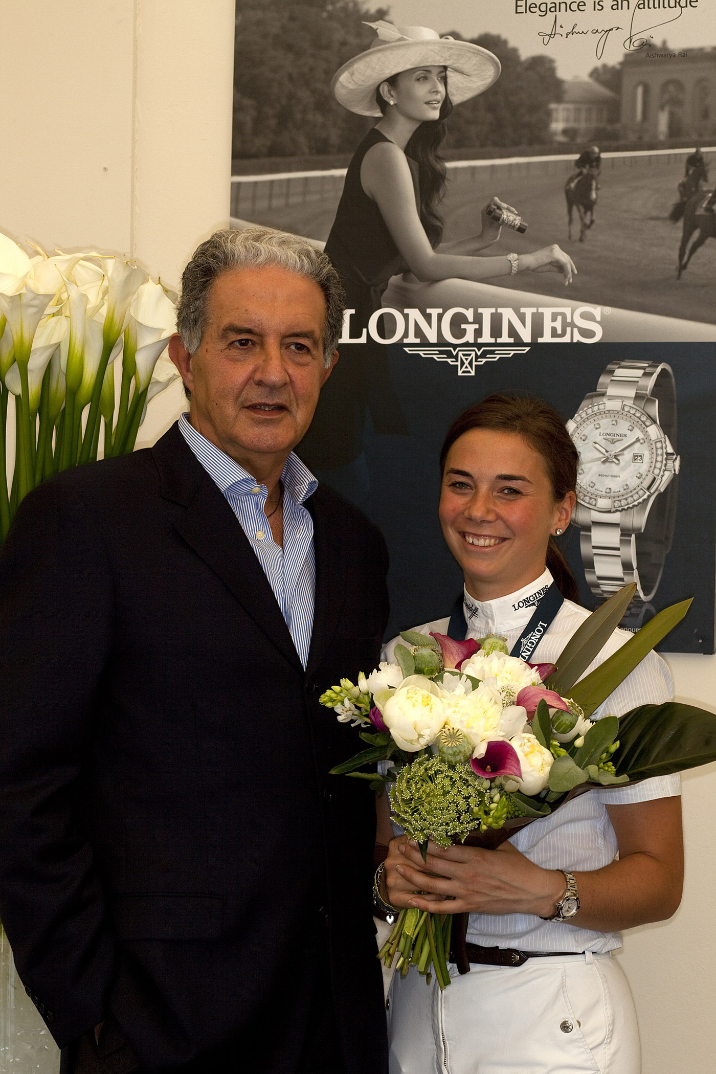 Longines Show Jumping Event: The CSIO Piazza di Siena 2