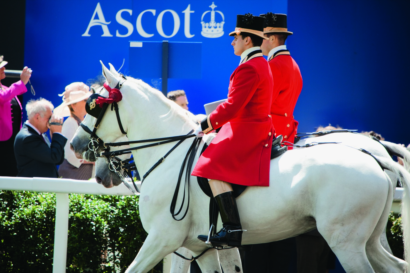 Longines Flat Racing Event: Longines once again Official Timekeeper at the prestigious Ascot Racecourse 4
