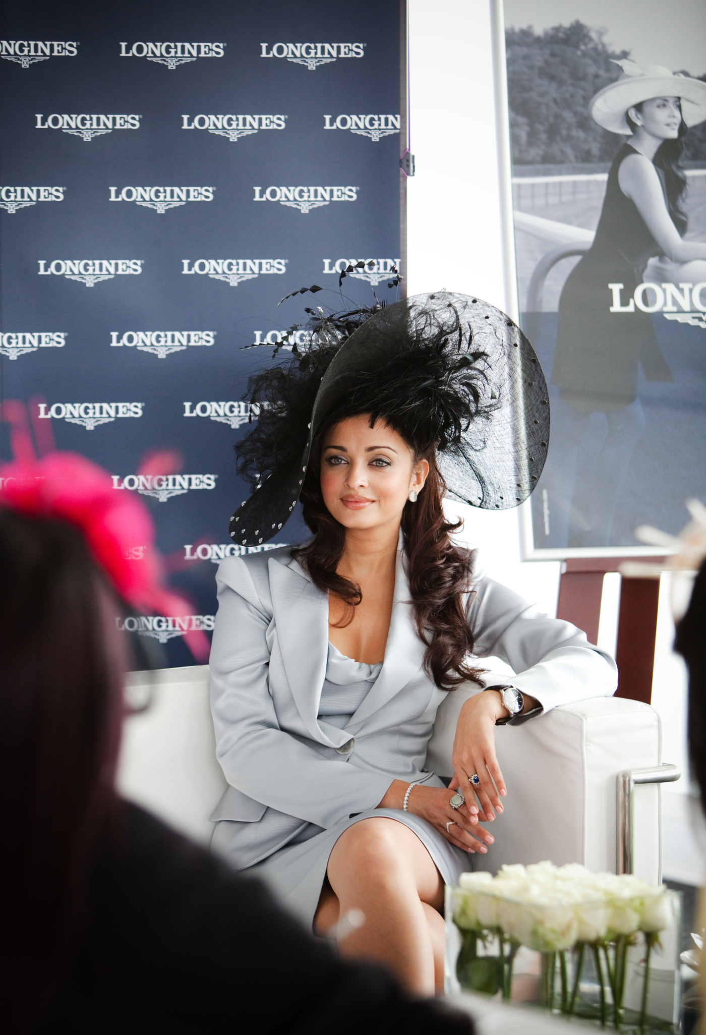 Longines Flat Racing Event: Longines Ambassador of Elegance Aishwarya Rai Bachchan lights up Royal Ascot with her radiant presence 9
