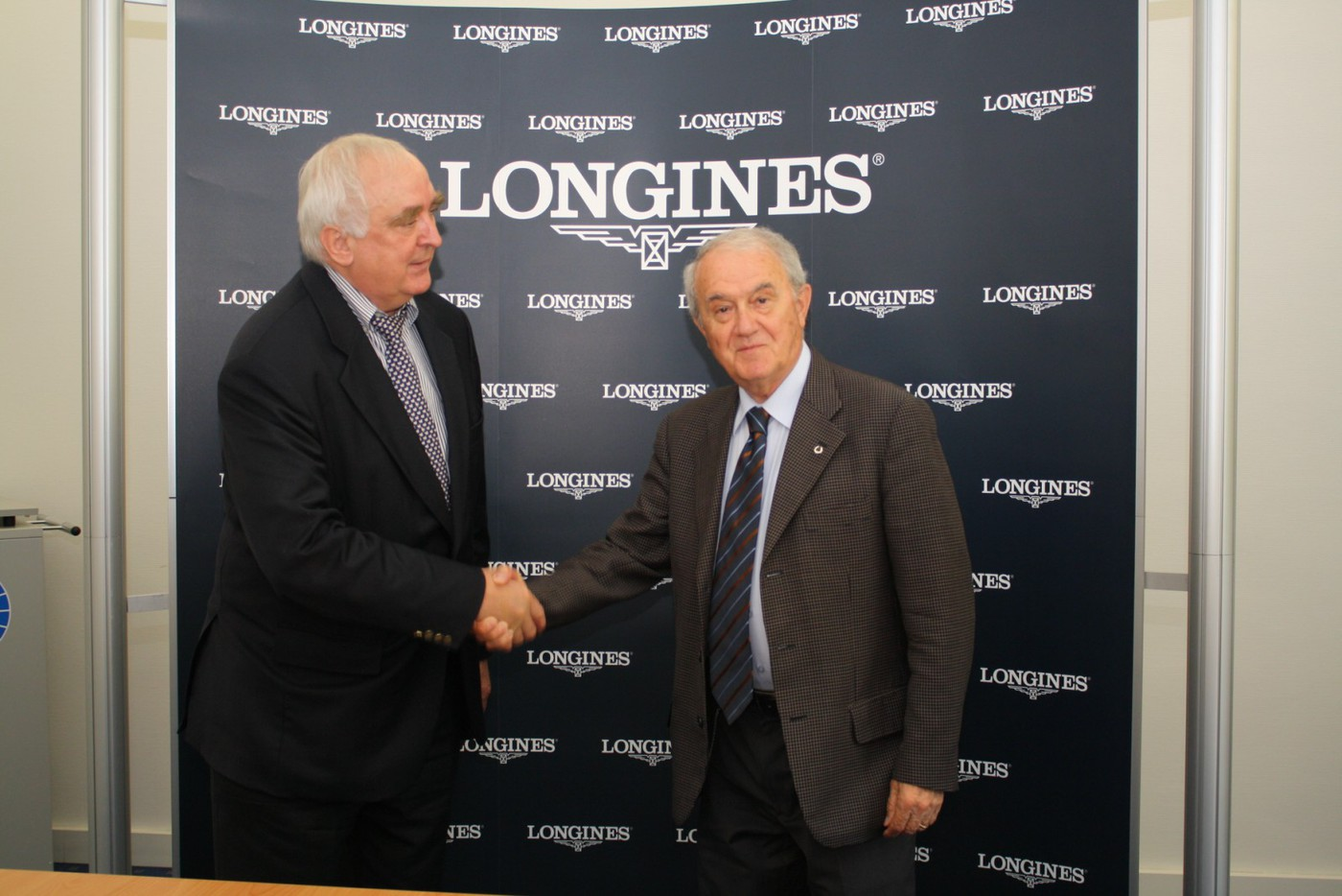 Longines Gymnastics Event: Longines renews FIG partnership 2