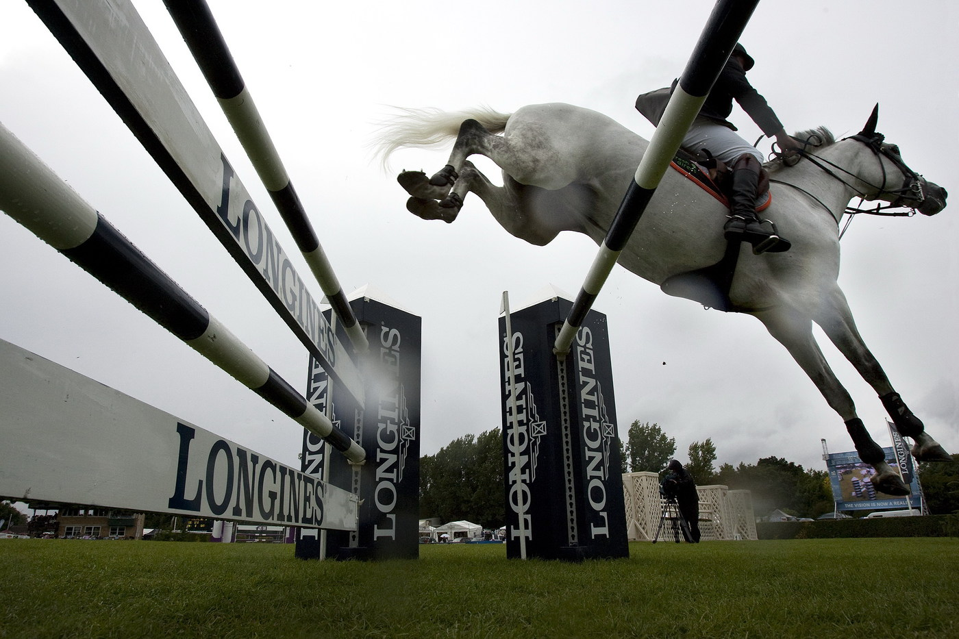 Longines Show Jumping Event: The Hickstead Royal International Horse Show 3