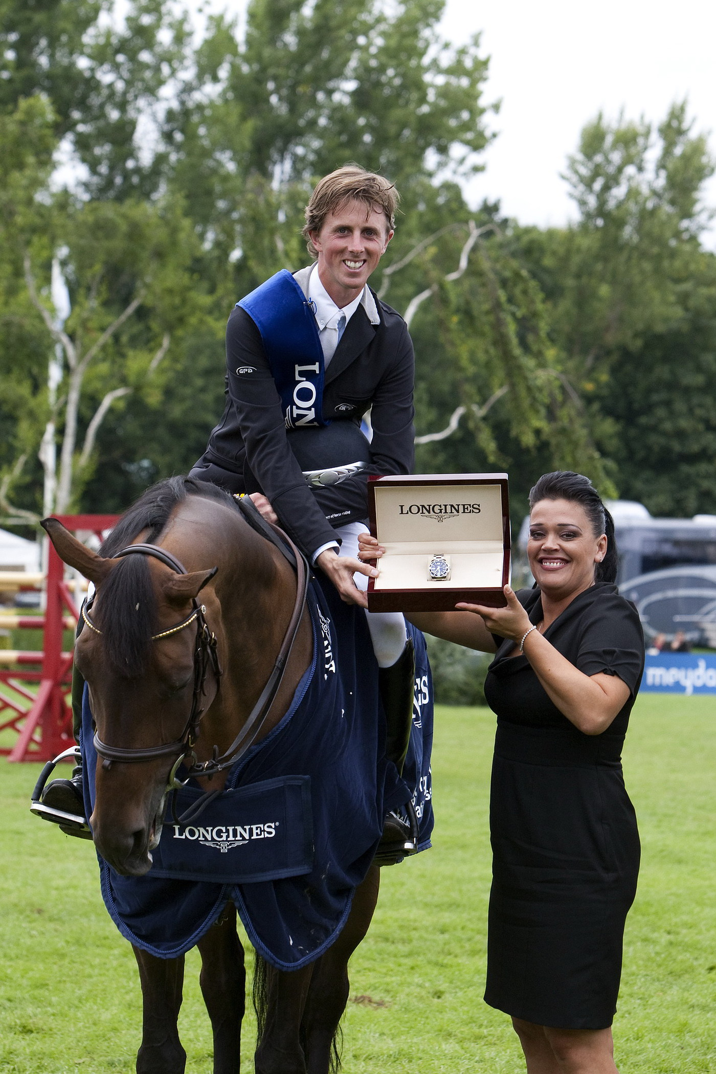 Longines Show Jumping Event: The Hickstead Royal International Horse Show 4
