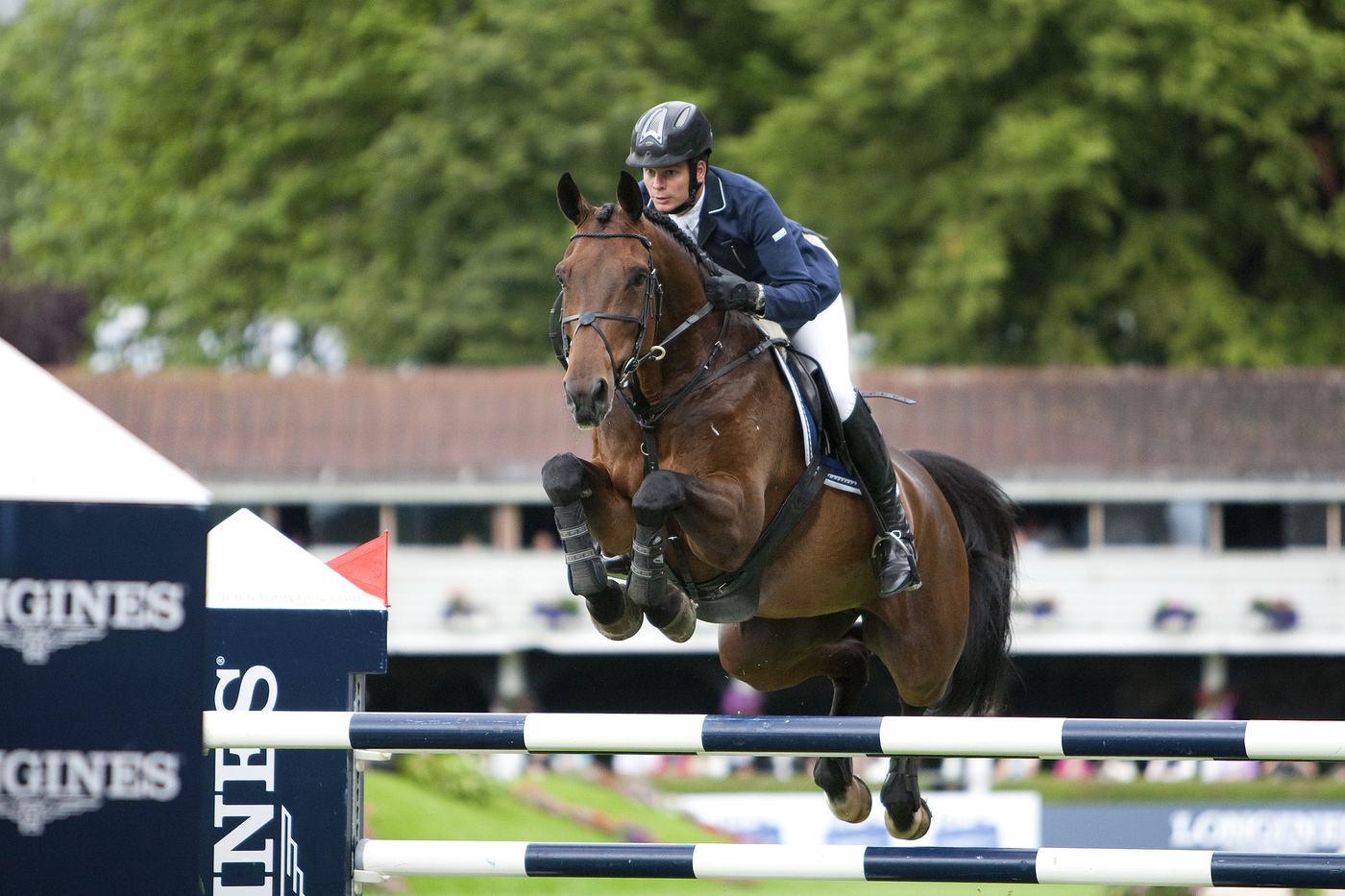 Longines Show Jumping Event: CSIO Dublin - The winners of the Longines Press Award for Elegance 2