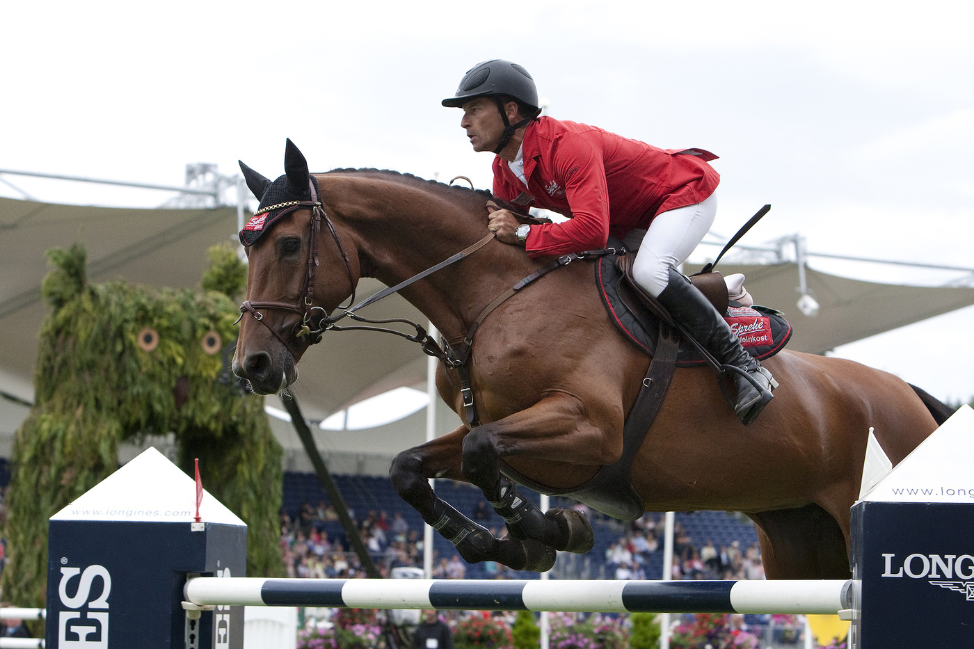 Longines Show Jumping Event: CSIO Dublin - The winners of the Longines Press Award for Elegance 6