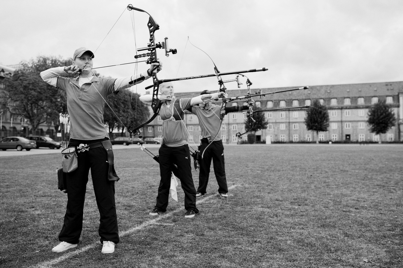 Longines Archery Event: Longines the Official Partner of the Archery World Cup Final 1