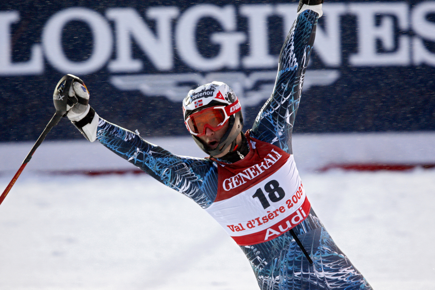 Longines Alpine Skiing Event: Longines and alpine skiing – a successful partnership continues 5