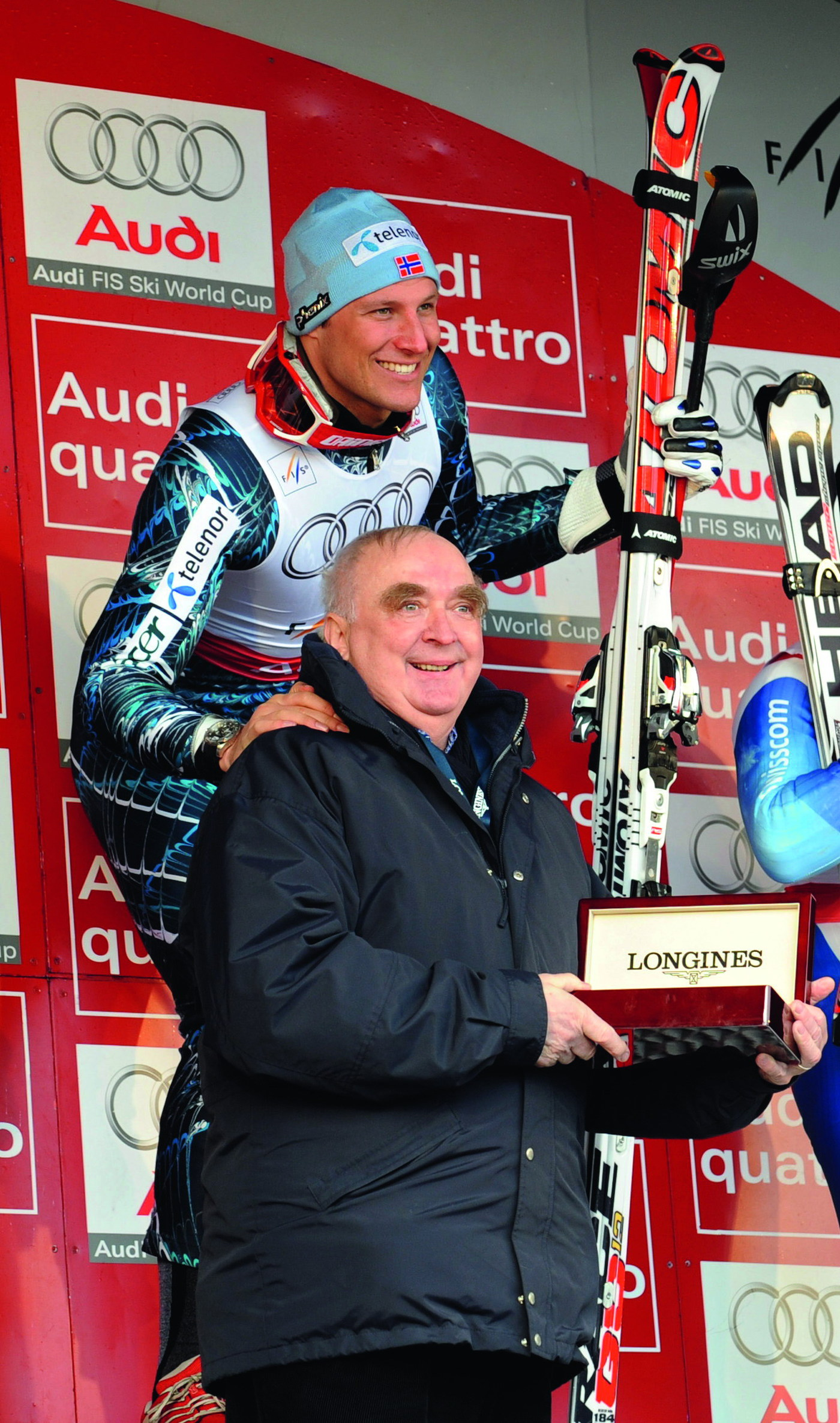 Longines Alpine Skiing Event: Longines and alpine skiing – a successful partnership continues 6