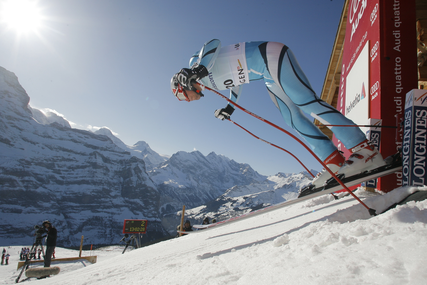 Longines Alpine Skiing Event: Longines and alpine skiing – a successful partnership continues 7