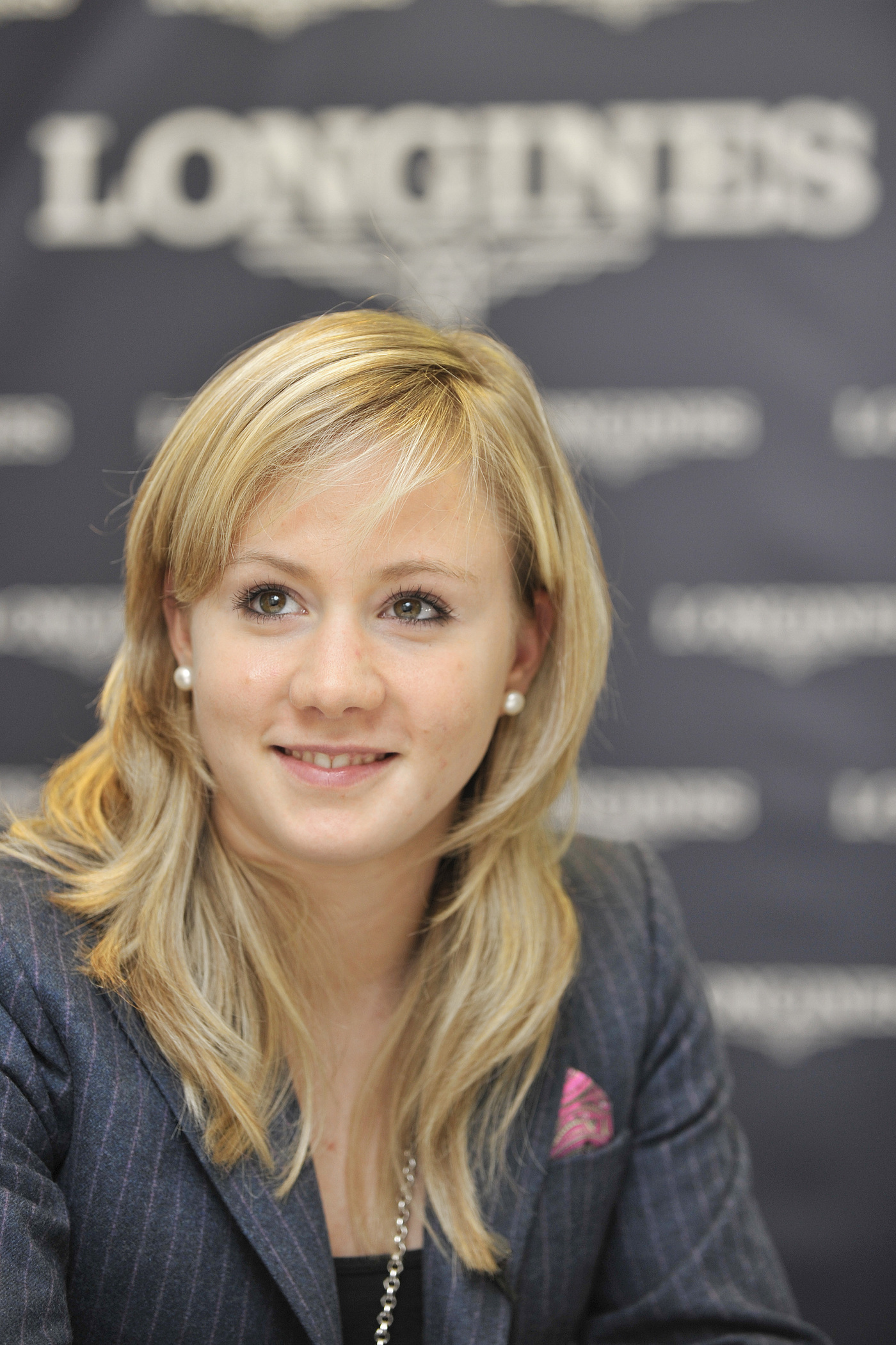 Longines Gymnastics Event: Ariella Kaeslin visits Longines headquarters 1