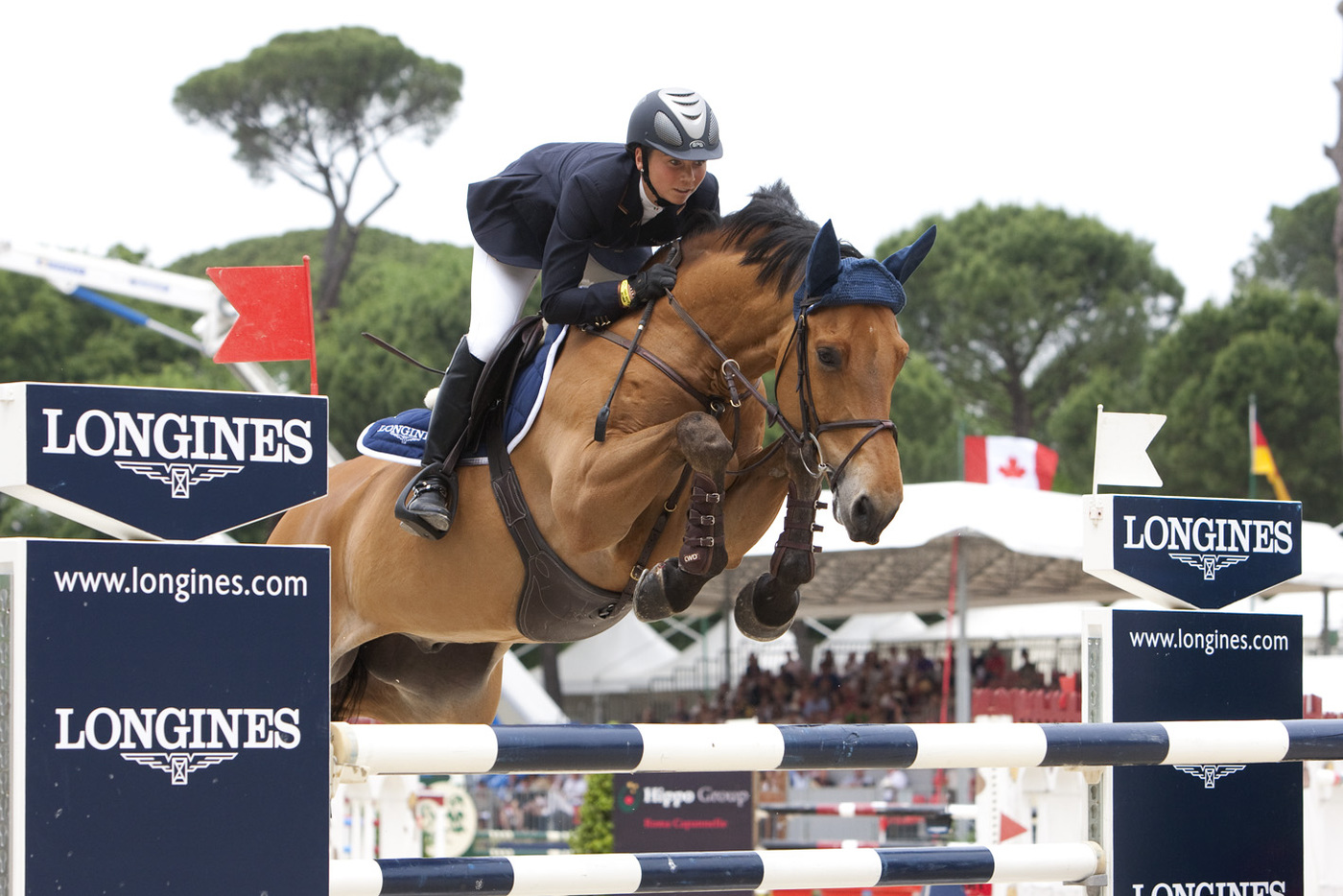 Longines Show Jumping Event: CSIO Piazza di Siena 1