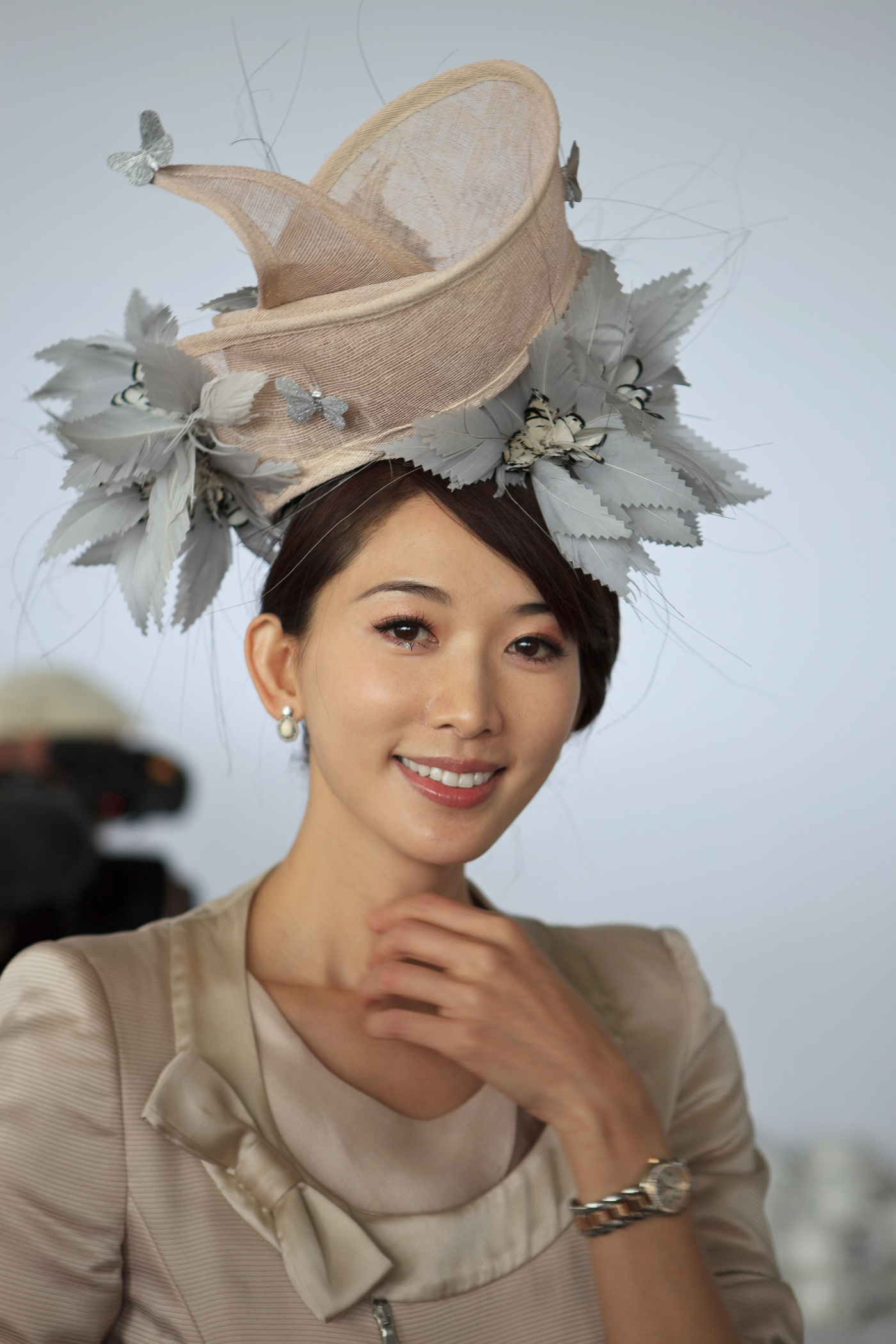 Longines Flat Racing Event: The Asian star Chi Ling Lin discovers the prestigious glamour of Royal Ascot 5